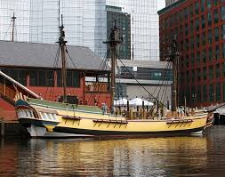 The Boston Tea Party & Ships Museum