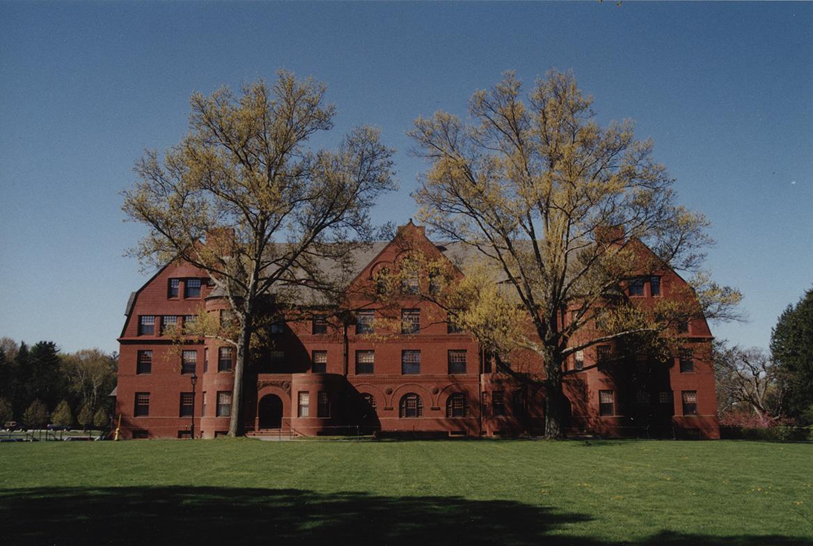 Draper Hall, circa 1995