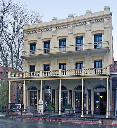 Samuel Brannan House