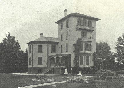 Locust Grove Estate, ca. 1870