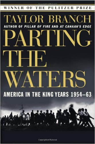 Taylor Branch, Parting the Waters : America in the King Years 1954-63-click the link below for more information about this book.