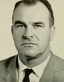 Bob Breitenstein, photographed in the 1950s, around the time he opened Camp Broadstone