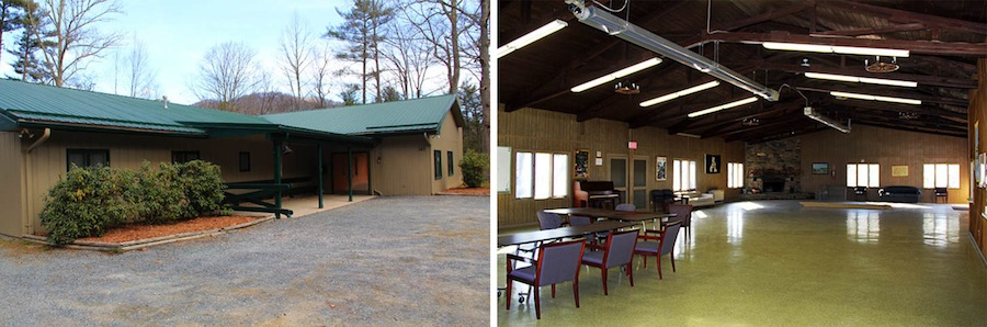 Current Broadstone facility's Lodge site.