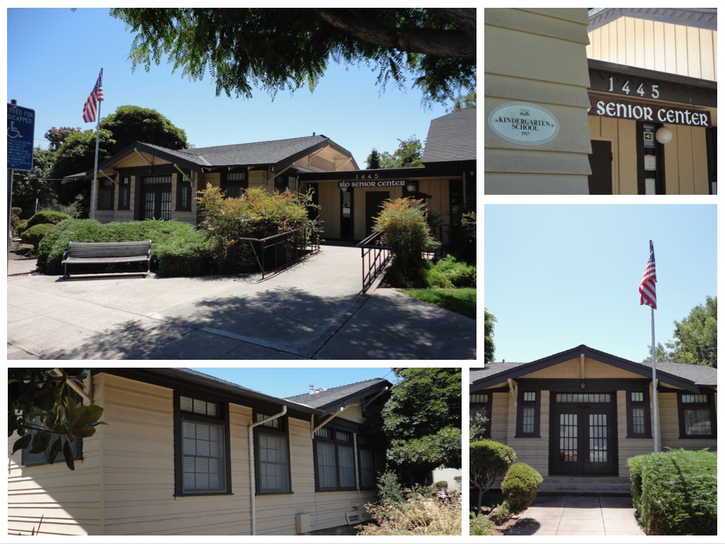 1445 Santa Rosa St. San Luis Obispo, CA 93401