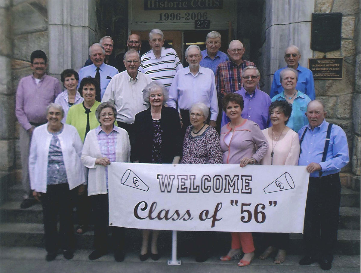 Class of '56, 60 year reunion.