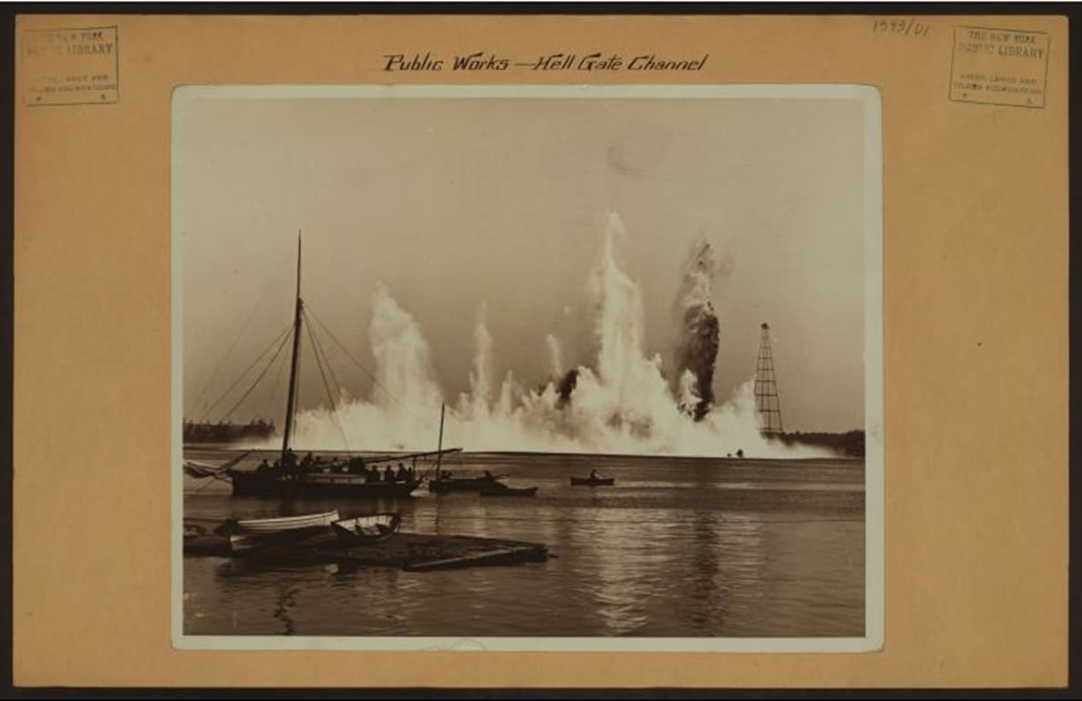 Picture of Explosion in 1885