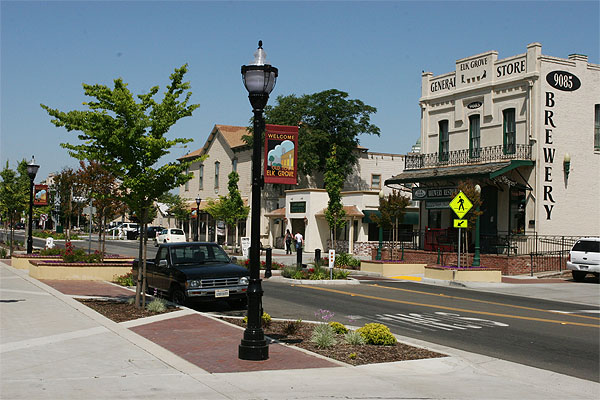 Elk Grove Historic District