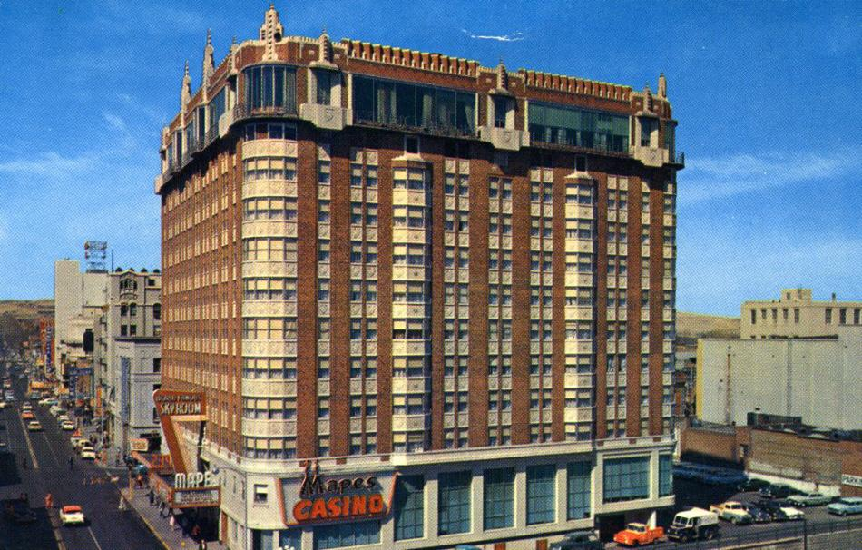 The Mapes Hotel