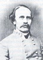 Confederate General Bushrod Johnson