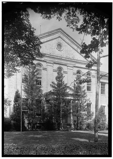 Building, Black, Tree, Black-and-white