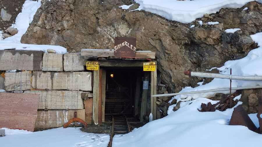 Smuggler Mine