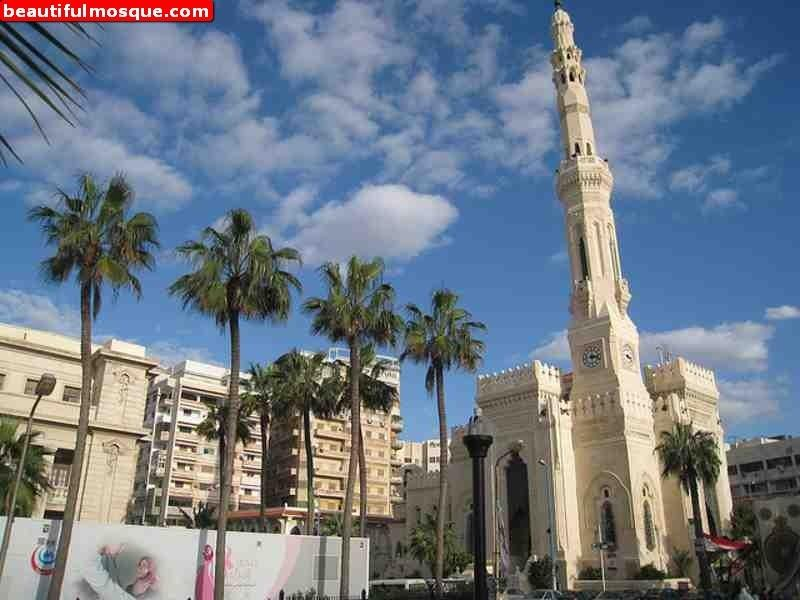 Al-Qaaed Ibrahim mosque