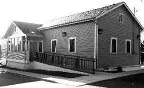 Smithville Colored School, after it was renovated in 1999 by the Alpha Phi Alpha Fraternity