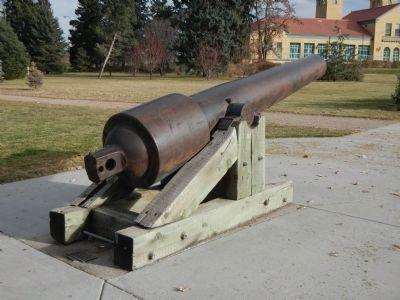 6.4inch Navy Parrott Rifle