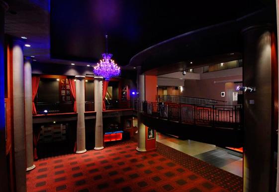Fillmore Theater Lobby
