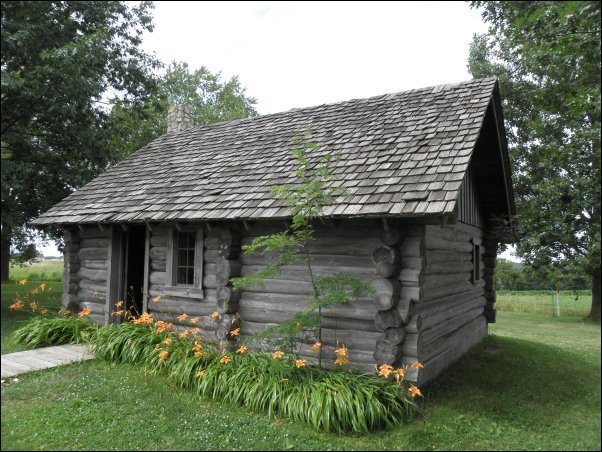 """The Little House, The Big Woods of Wisconsin: Laura Elizabeth Ingalls Wilder BirthPlace"""