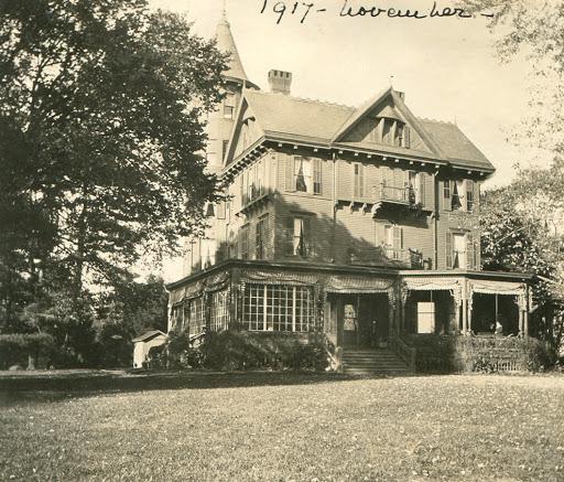 Wilderstein, ca. 1917