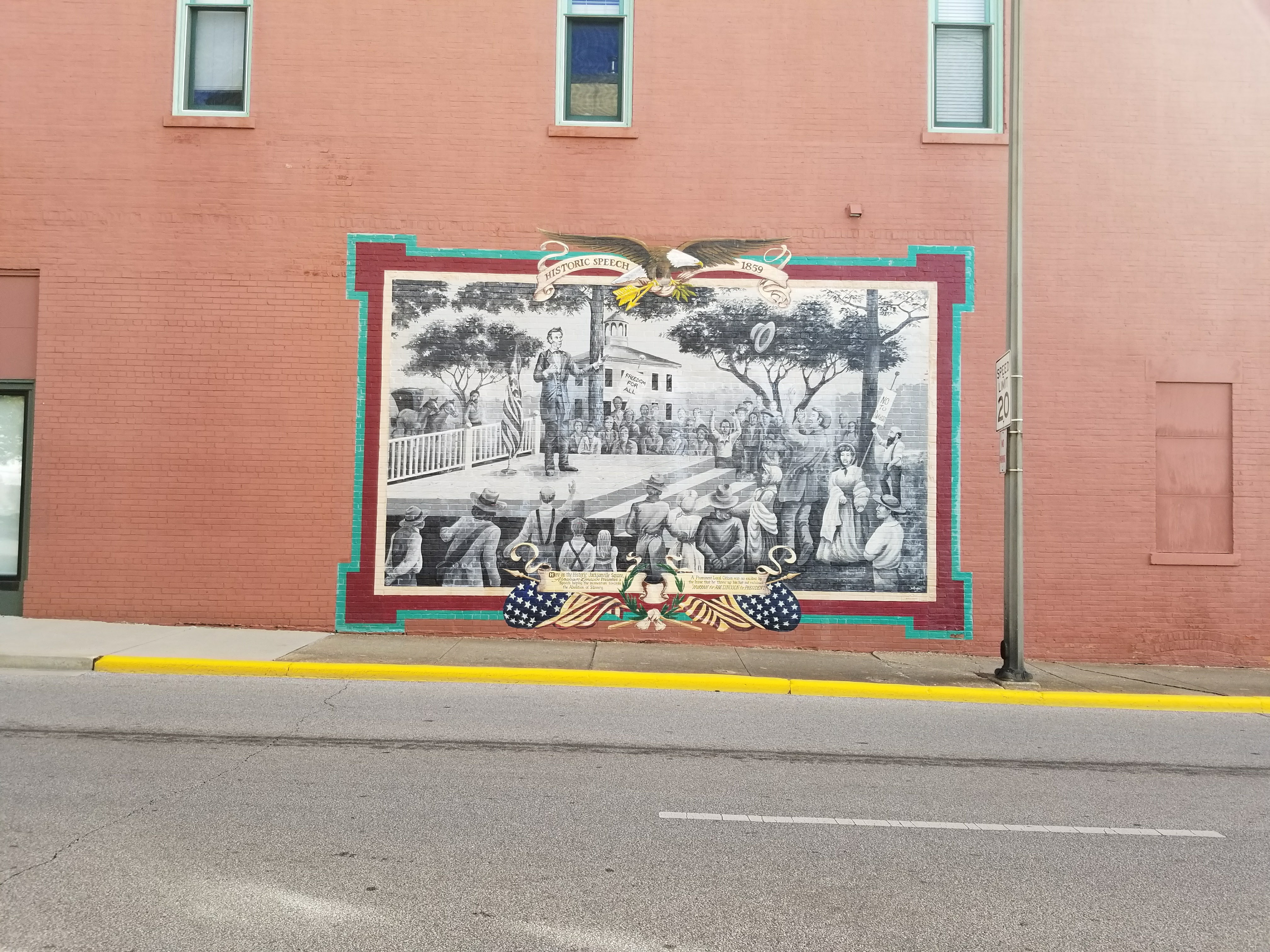This is an overall picture of the mural