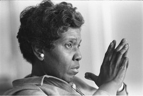 """""""We are a party of innovation. We do not reject our traditions, but we are willing to adapt to changing circumstances, when change we must. We are willing to suffer the discomfort of change in order to achieve a better future."""" Barbara Jordan"""