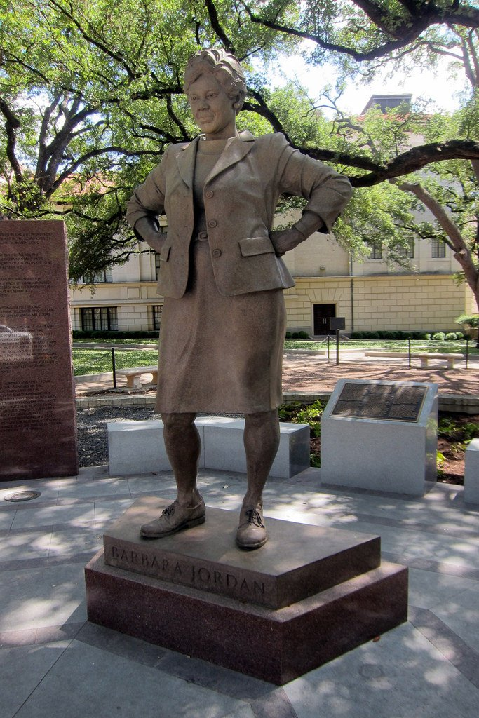 """""""More is required of public officials than slogans and handshakes and press releases. More is required. We must hold ourselves strictly accountable. We must provide the people with a vision of the future."""" Barbara Jordan"""