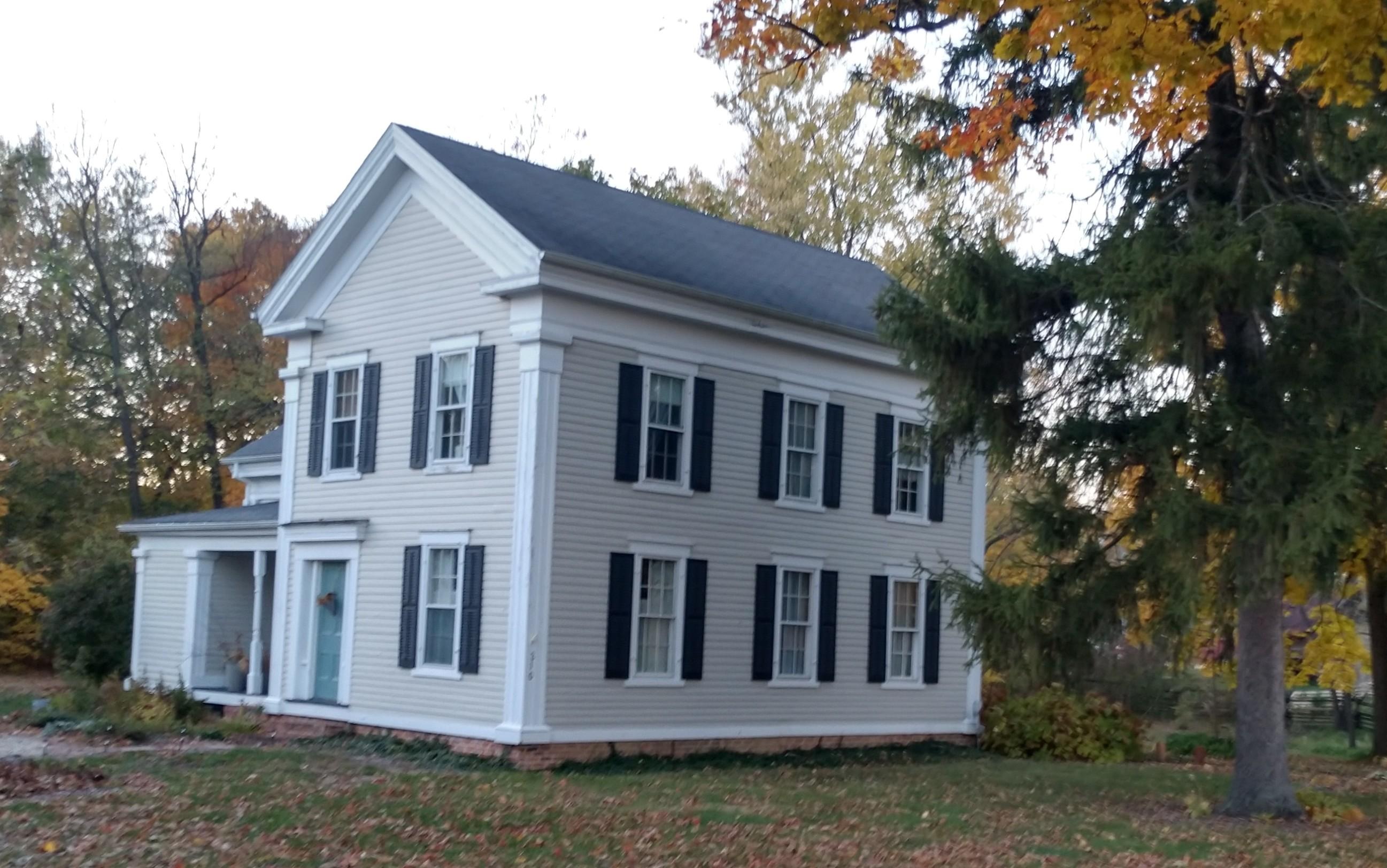 Swanson House 1861