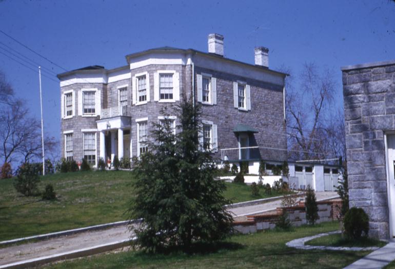 Pelhamdale in 1953.