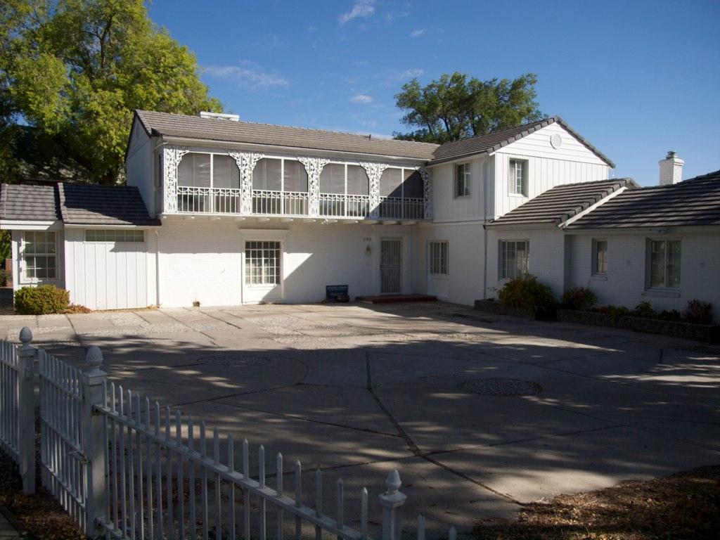 The Luella Garvey house