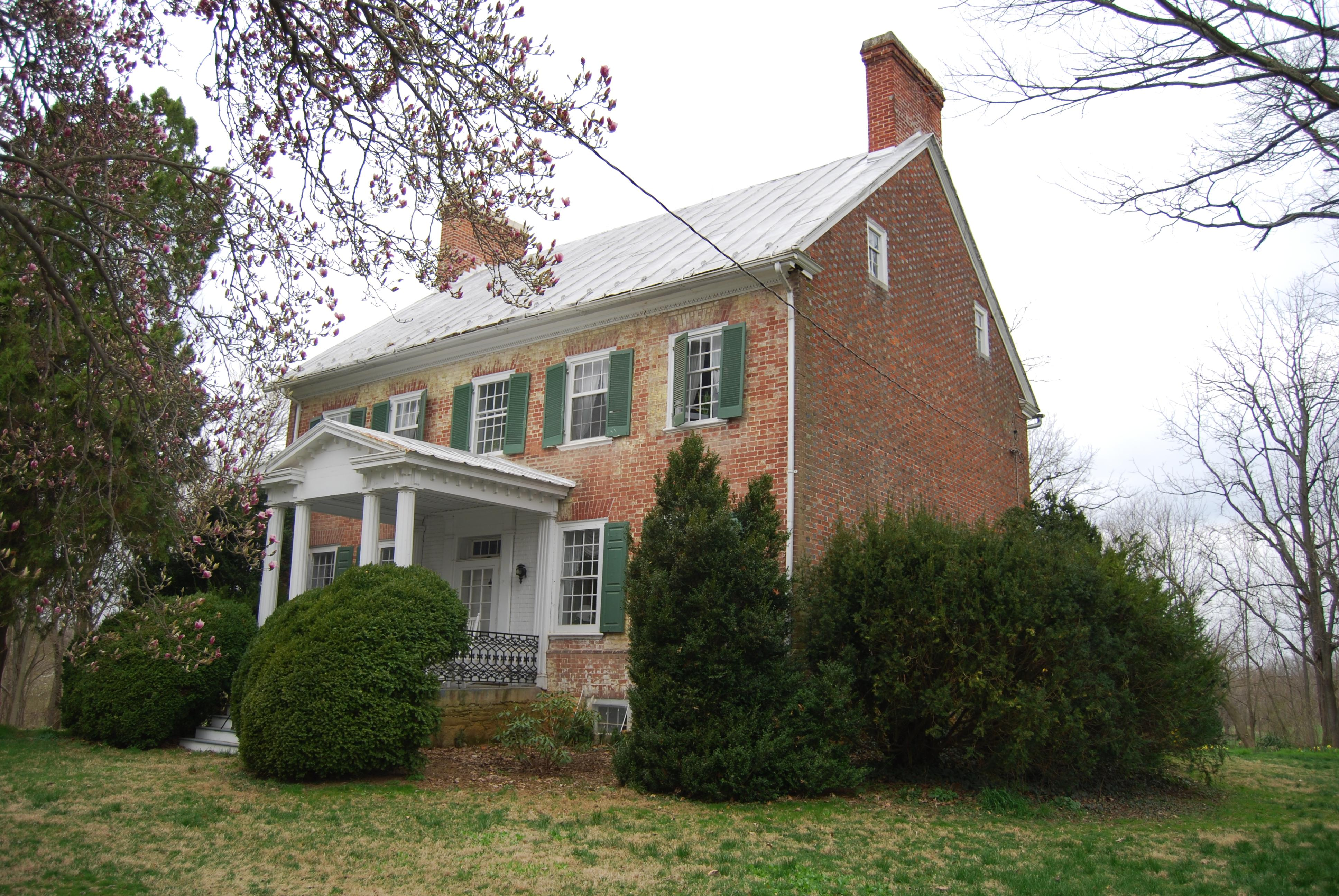 Elmwood remains a beautiful structure and a testament to the importance of historic preservation of Jefferson County's homes.