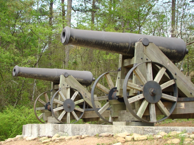 Cannon Replicas