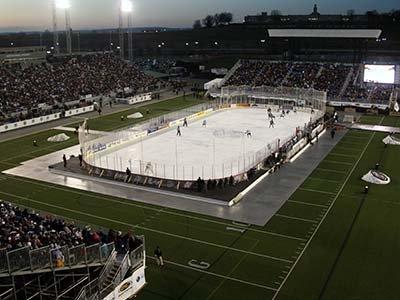 Hockey Ice.