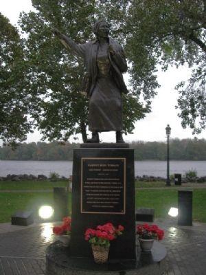 Harriet Tubman's Memorial