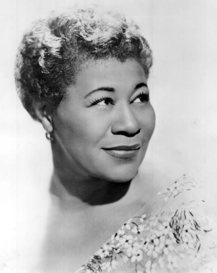 Fitzgerald received worldwide accolades for her music, recording over 200 albums, and used her platform to advocate for children and people in need. Photo courtesy of Wikimedia Commons.