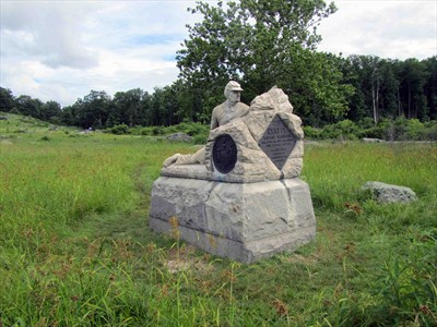 40th New York Infantry Monument (Picture 2)