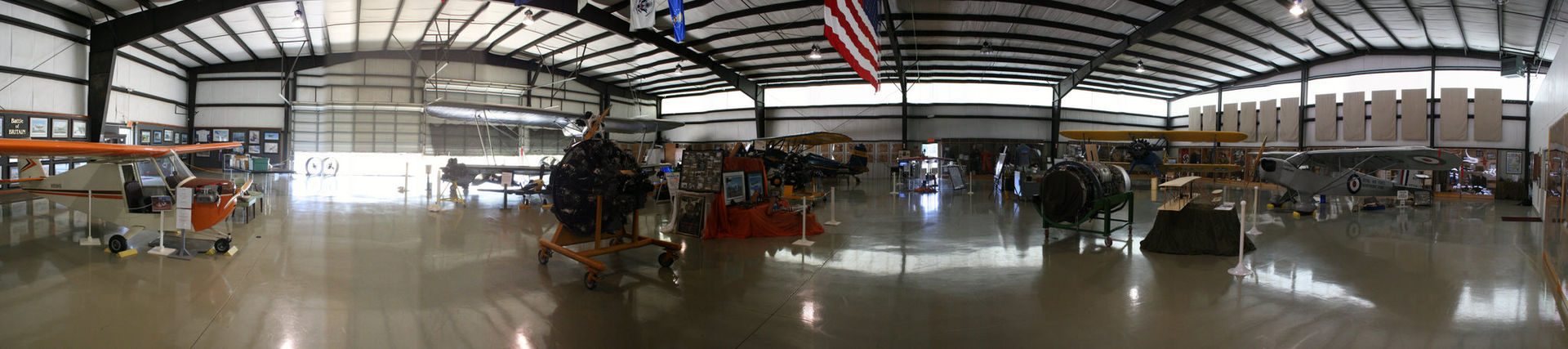 NCAM Hangar 1
