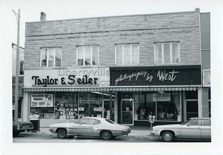 Taylor & Seiler, Studio West, circa 1974-1976