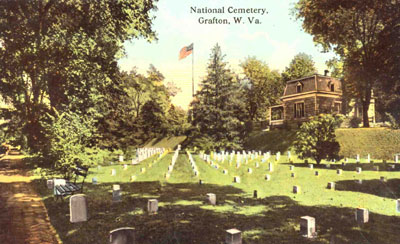 Photograph courtesy of the National Cemetery Administration History Program.
