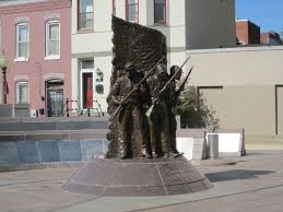 """Spirit of Freedom"" memorial"