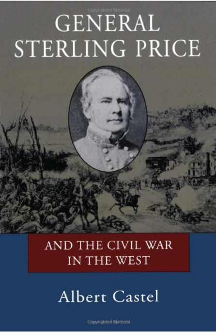 Albert Castel's book is an invaluable resource on the war in Missouri and Kansas.
