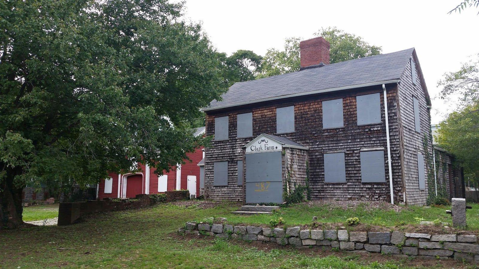 Exterior of Fowler Clark Epstein Farm