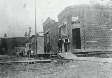 Elberton in 1899