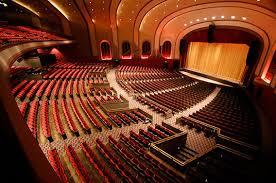 IU Auditorium Interior