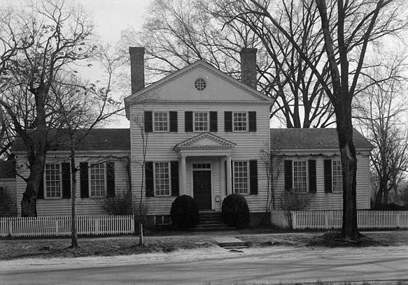 James Semple House, U. S. Government Work (public domain)