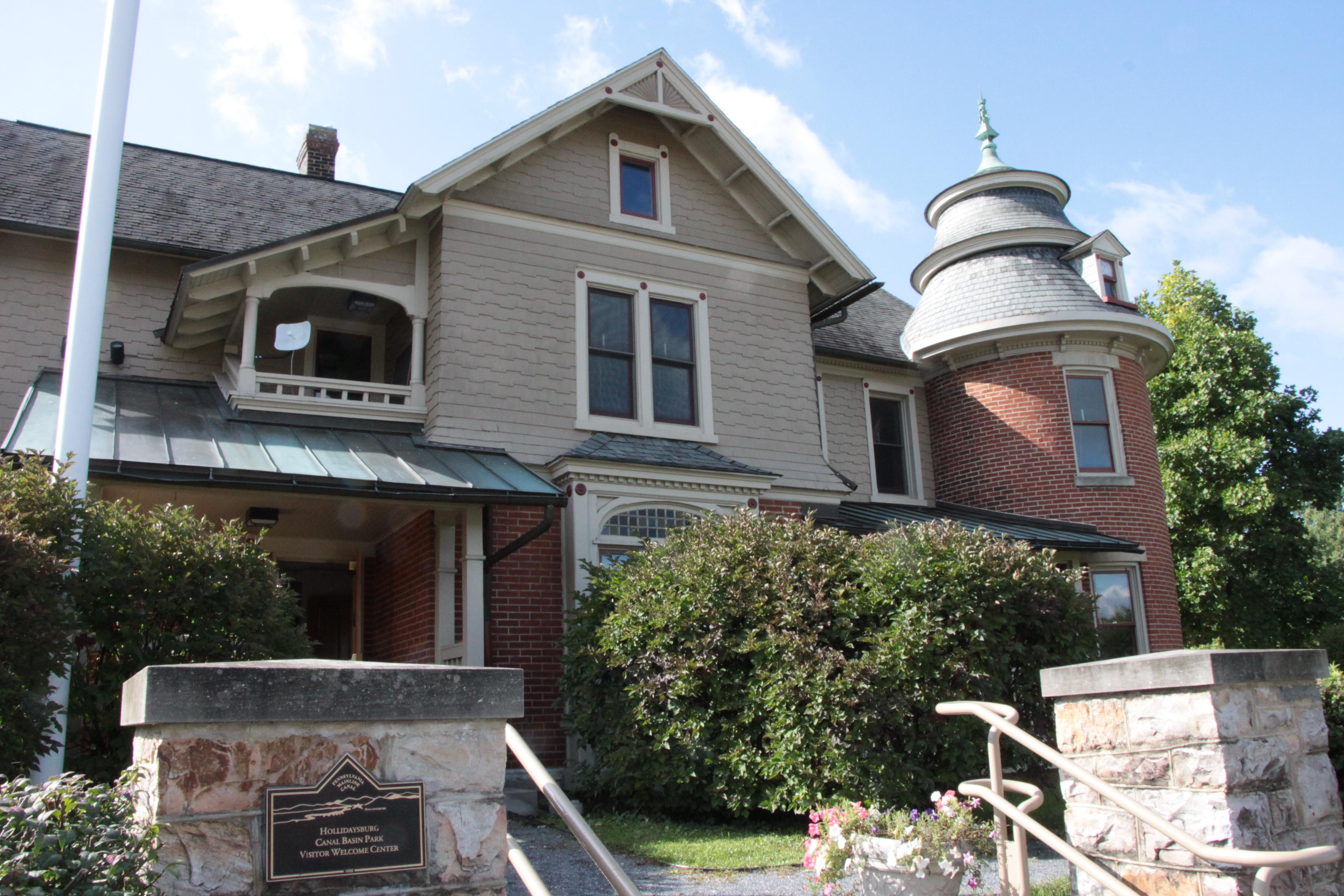 Lockmaster's house