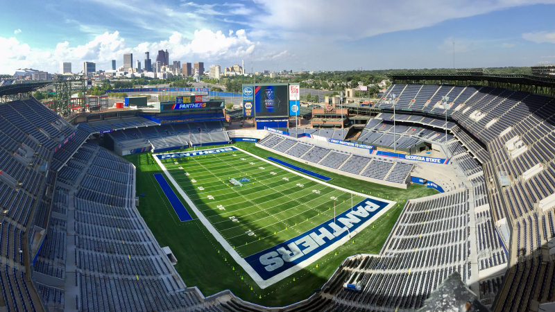 Georgia State Stadium - Current