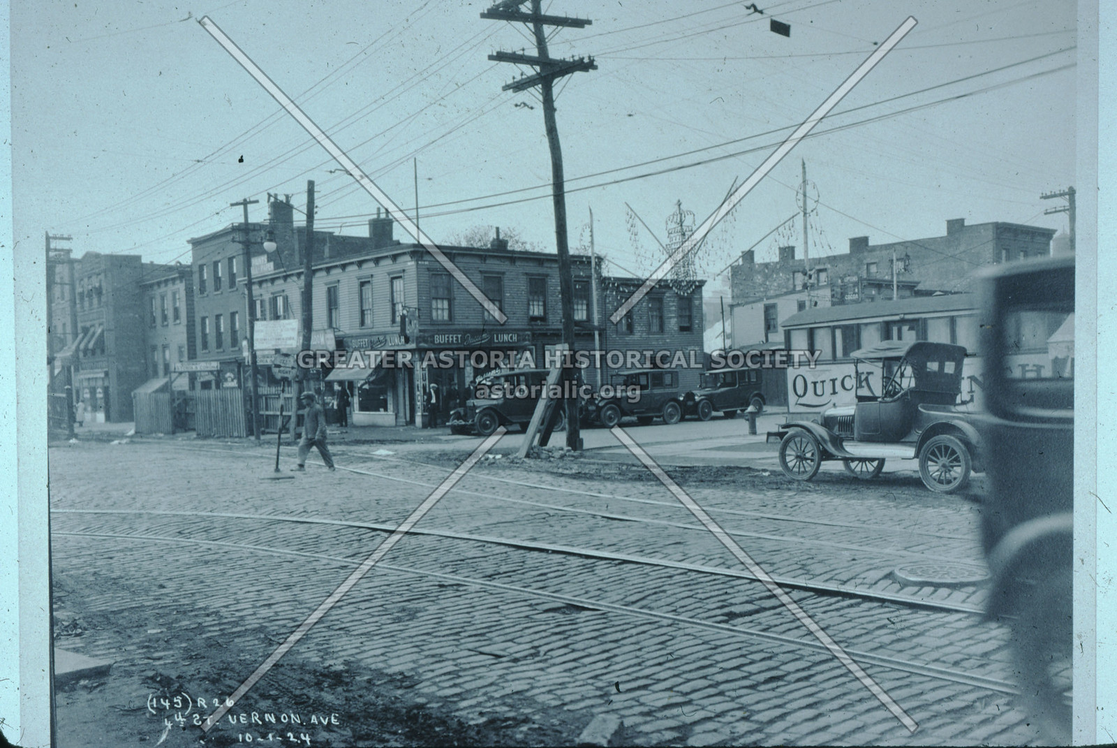 Vernon Avenue (Early 20th Century)