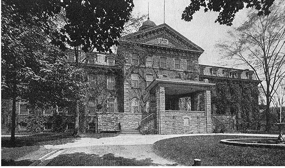 Highland Hall  (Courthouse Annex)
