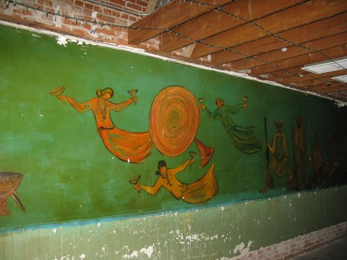 DeGrazia Mural