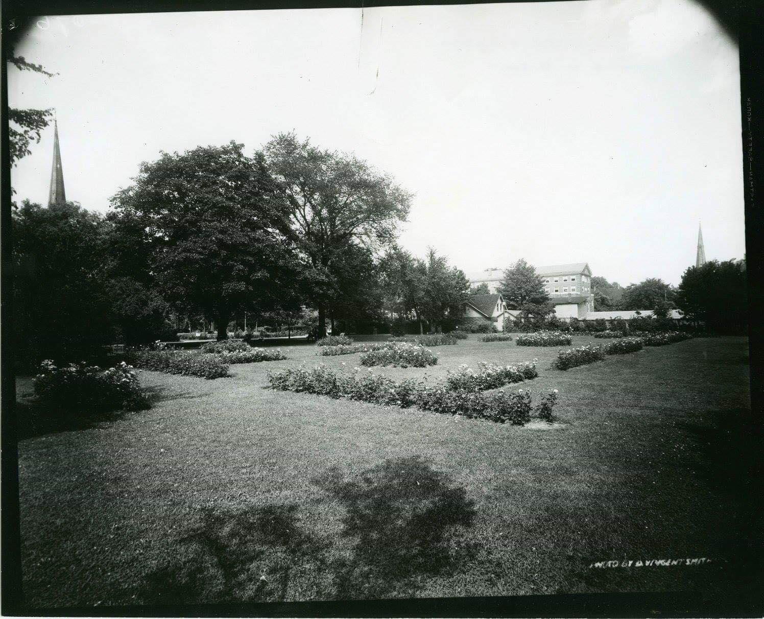 Way's Garden Circa 1930s