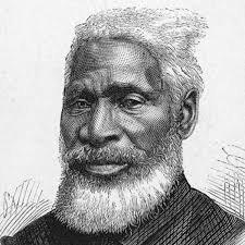 Portrait of Reverend, abolitionist, Josiah Henson.