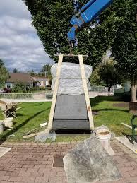 Vietnam Veterans Memorial at Chambers Fort Park